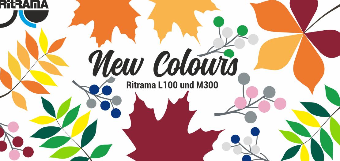 New Colours Ri-Mark Sign Vinyl