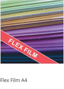 Flex Film Sheets A4