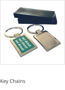 Key Rings & Tags