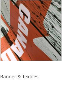 LFP Media Banner & Textiles