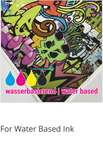 LFP Media Waterbased Ink
