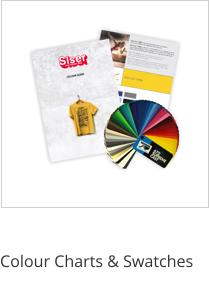 Sign Tools - Colour Charts