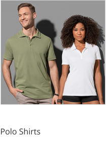 Stedman Polo Shirts