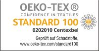 Stedman Oeko-Tex Zertifizierung