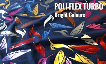POLI-FLEX TURBO Bright Colours
