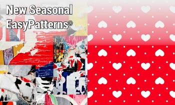 New Siser Seasonal EasyPatterns