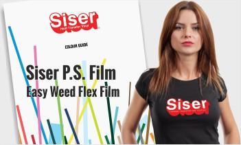 Siser P.S. Film Easy Weed Flex Film