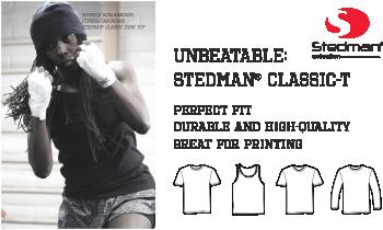 Stedman Classic-T Serie Werbetextilien