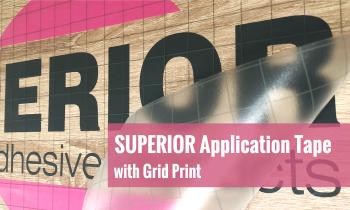 SUPERIOR Application Tape